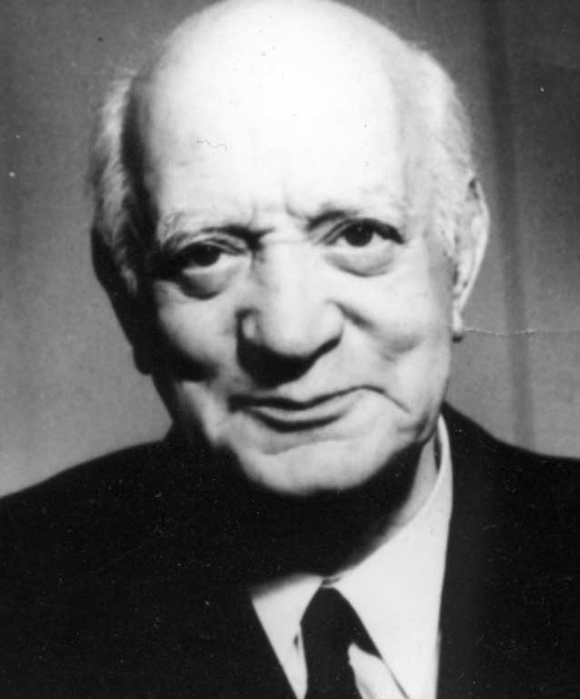 喷气式飞机之父亨利·科安德出生