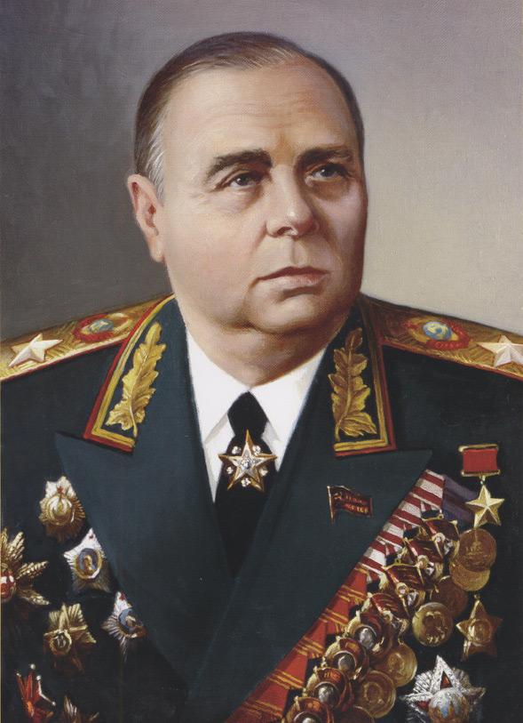 苏联军事领导人,苏联元帅基里尔·阿法纳西耶维奇·梅列茨科夫出生