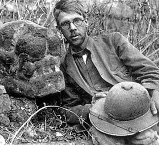 美国考古学家西尔韦纳斯·格里斯沃尔德·莫利出生