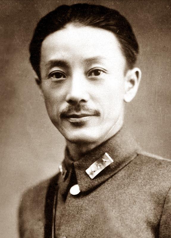 抗日名将蒋光鼐逝世