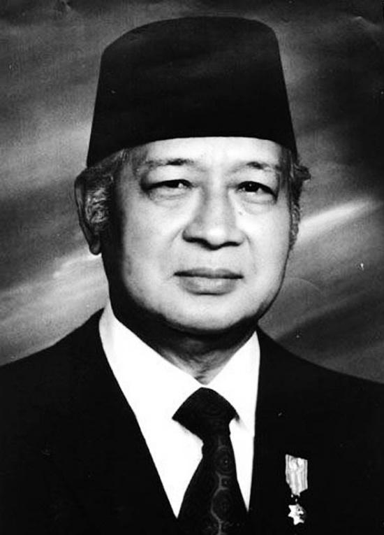 印尼暴君苏哈托去世