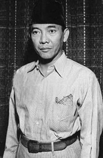 苏哈托取代苏加诺成为印尼总统