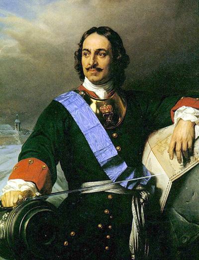 俄国沙皇彼得大帝诞辰