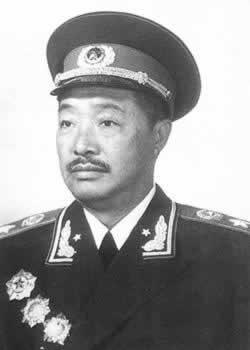 贺龙元帅含冤逝世