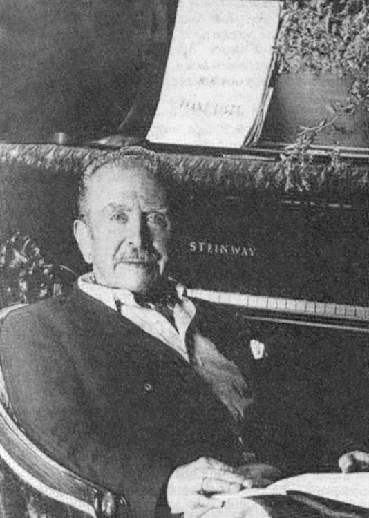 智利钢琴家克劳迪奥·阿劳逝世