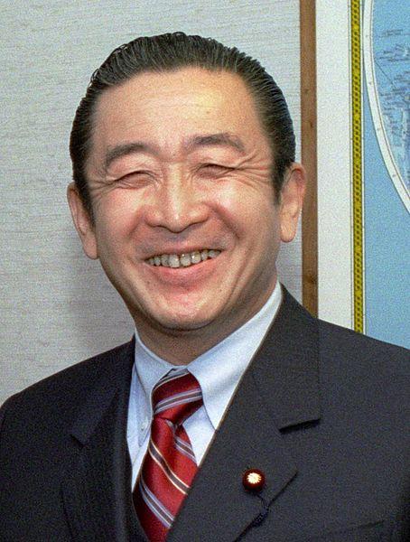 日本前首相桥本龙太郎病逝 桥本龙太郎