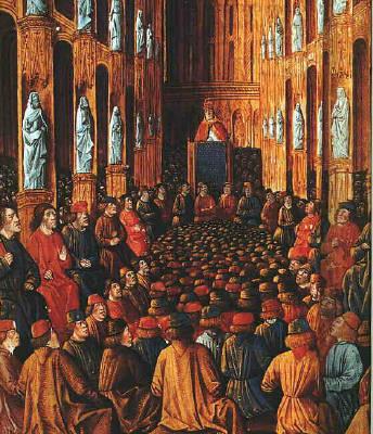 克勒芒会议召开,罗马教皇发起十字军东征