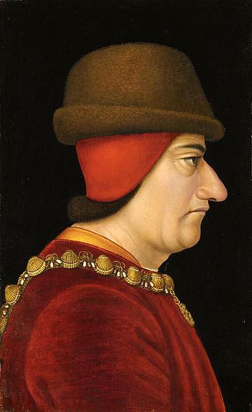法国国王路易十一出生