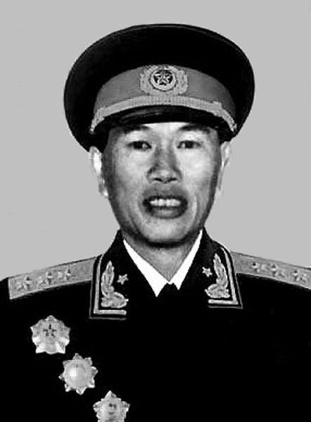 开国上将邓华与世长辞 邓华 邓多华 邓实秋