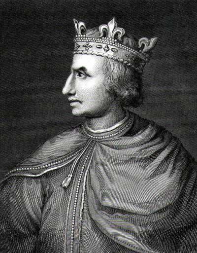 英国国王亨利一世逝世