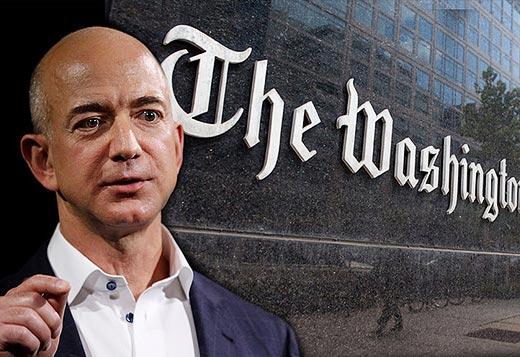 《华盛顿邮报》易主 华盛顿邮报 华盛顿邮报出售