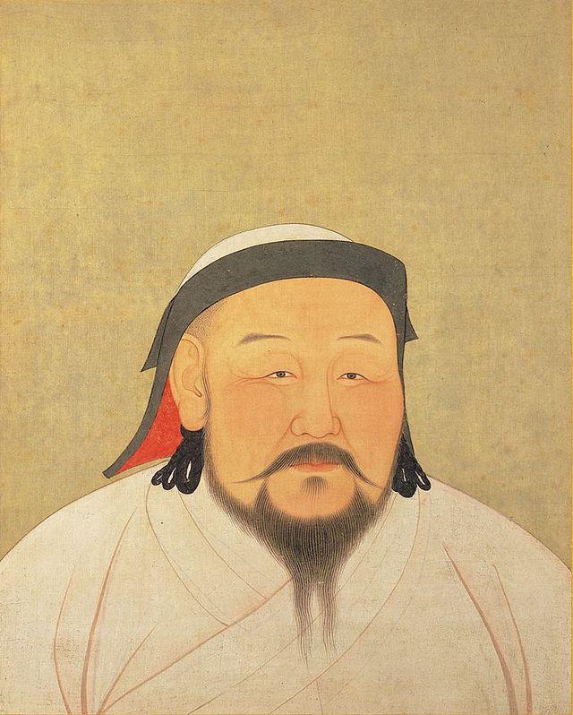 元世祖忽必烈出生