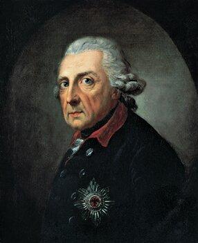 普鲁士国王弗里德里希二世出生