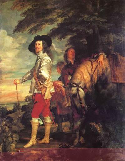 英国国王查理一世被处死