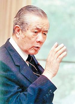中华民国总统府资政、前行政院长孙运璇逝世