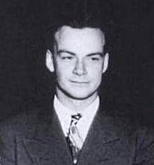美国理论物理学家费曼逝世