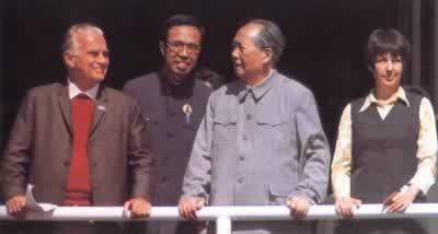 中国人民的朋友埃德加·斯诺逝世