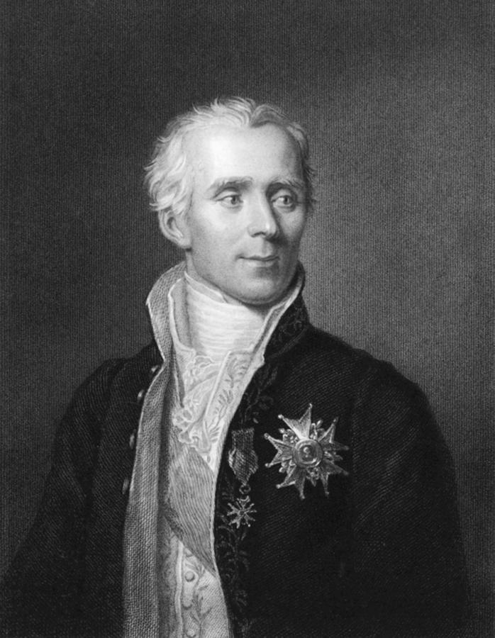 法国天文学家、数学家、物理学家拉普拉斯出生 科学家 物理 天文 宇宙