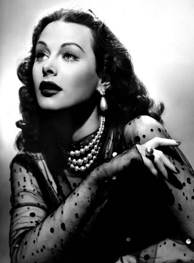 女演员发明家海蒂·拉玛逝世