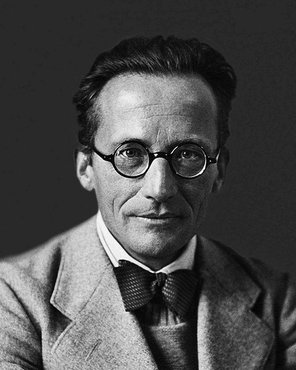 奥地利物理学家薛定谔逝世 科学家 物理学