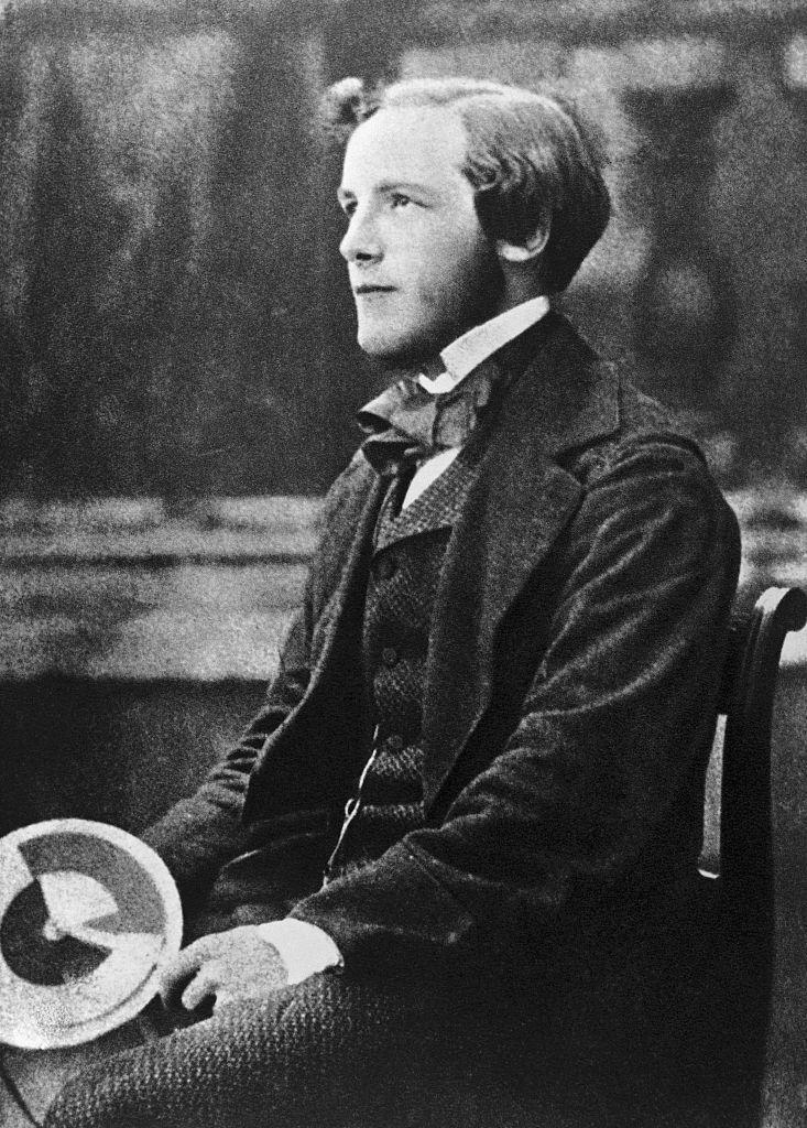 电磁理论创始人麦克斯韦出生 科学家 物理 电磁学