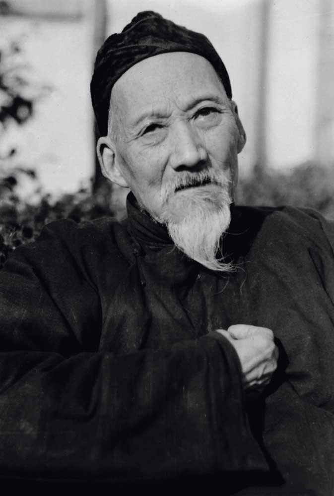 中国著名画家黄宾虹出生 画家 国画