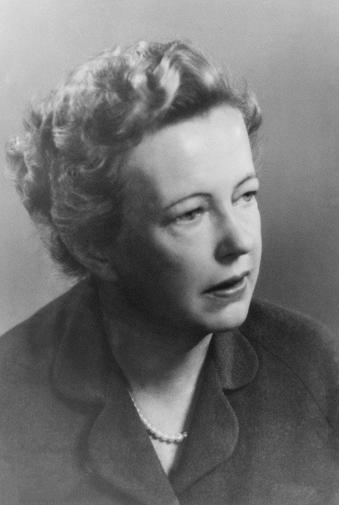 女性物理学家玛丽亚·格佩特·梅耶诞生 科学家 物理 宇宙
