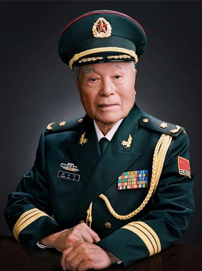 """中国""""核司令""""程开甲诞辰 科学家 物理 原子弹"""